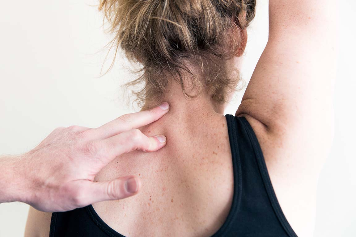 Nekpijn, nekklachten, Schouderklachten Den Bosch, Fysiotherapie Den Bosch, rugklachten, schouderklachten, manuele therapie