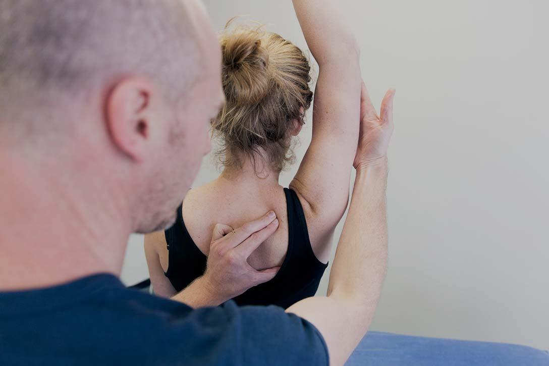 Schouderklachten Den Bosch, Fysiotherapie
