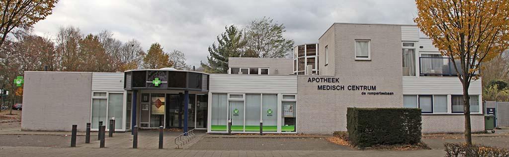 Locatie Het Wielsem Fysiotherapie Smits Den Bosch, Hambaken