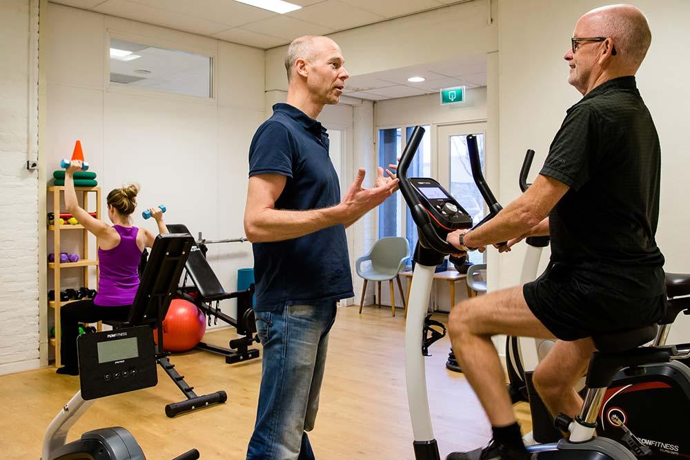 Fysio Fitness, Fysio Den Bosch, Fysiotherapie Den Bosch