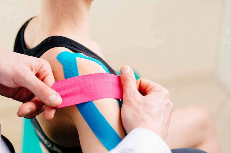 Medical Taping, Den Bosch, Fysio Den Bosch, Den Bosch Noord, Fysiotherapie Smits