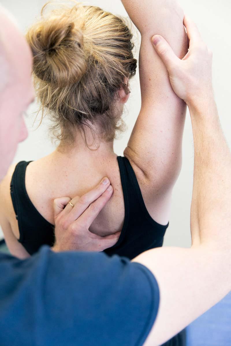 Schouderklachten, Fysio Den Bosch, Fysiotherapie Smits